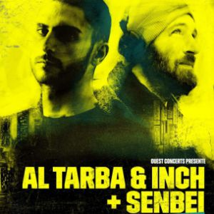 AL TARBA & INCH + SENBEÏ  @ 1988 Live club - RENNES