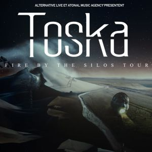TOSKA + GUESTS @ Olympic Café - PARIS