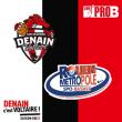 Match PRO B - ASCDVPH / ROUEN MÉTROPOLE BASKET : 21ème journée à DENAIN @ Complexe Sportif Jean Degros - Billets & Places