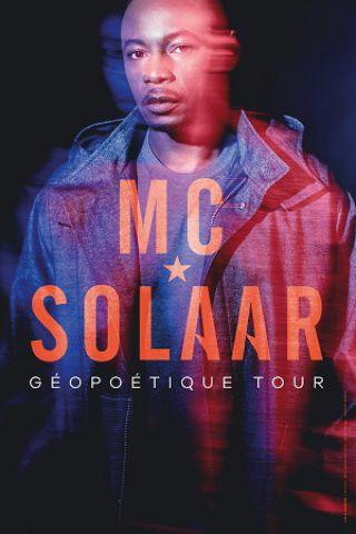 Concert MC SOLAAR à Toulouse @ ZENITH TOULOUSE METROPOLE - Billets & Places