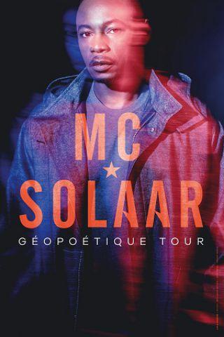 Concert MC SOLAAR à Saint Herblain @ ZENITH NANTES METROPOLE - Billets & Places