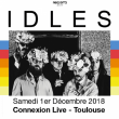 Concert IDLES + John