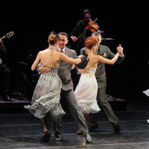 TANGO MÉTROPOLIS / Hommage à Piazzolla @ Théâtre Charles Dullin - LE GRAND QUEVILLY