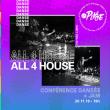 All 4 House Conférence Dansée à PARIS @ La Place - Billets & Places