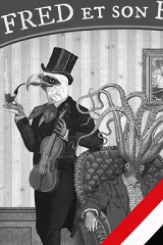 Billets Duo Violon - FRED ET SON FRERE - Café-Musiques PORTAIL COUCOU