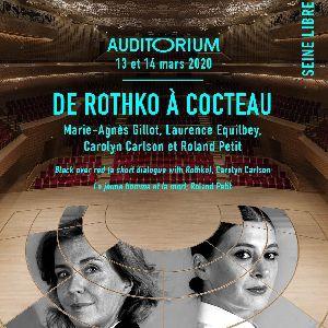 Marie-Agnes Gillot - De Rothko A Cocteau