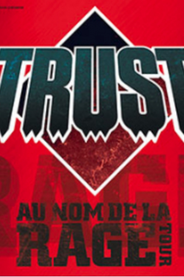 TRUST @ Espace Dollfus & Noack - SAUSHEIM