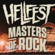 Concert Hellfest Party - Masters of Rock à Nantes @ Le Ferrailleur - Billets & Places