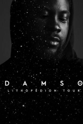 Billets DAMSO - Le Dôme