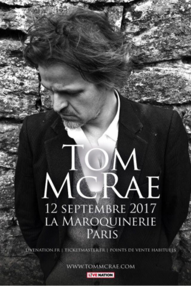 TOM MCRAE @ La Maroquinerie - PARIS