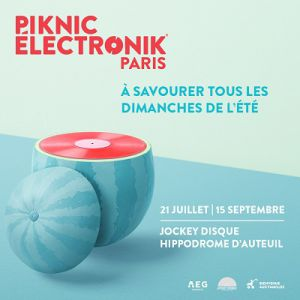 Piknic Électronik Paris
