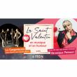 Spectacle La Saint Valentin en musique et en humour