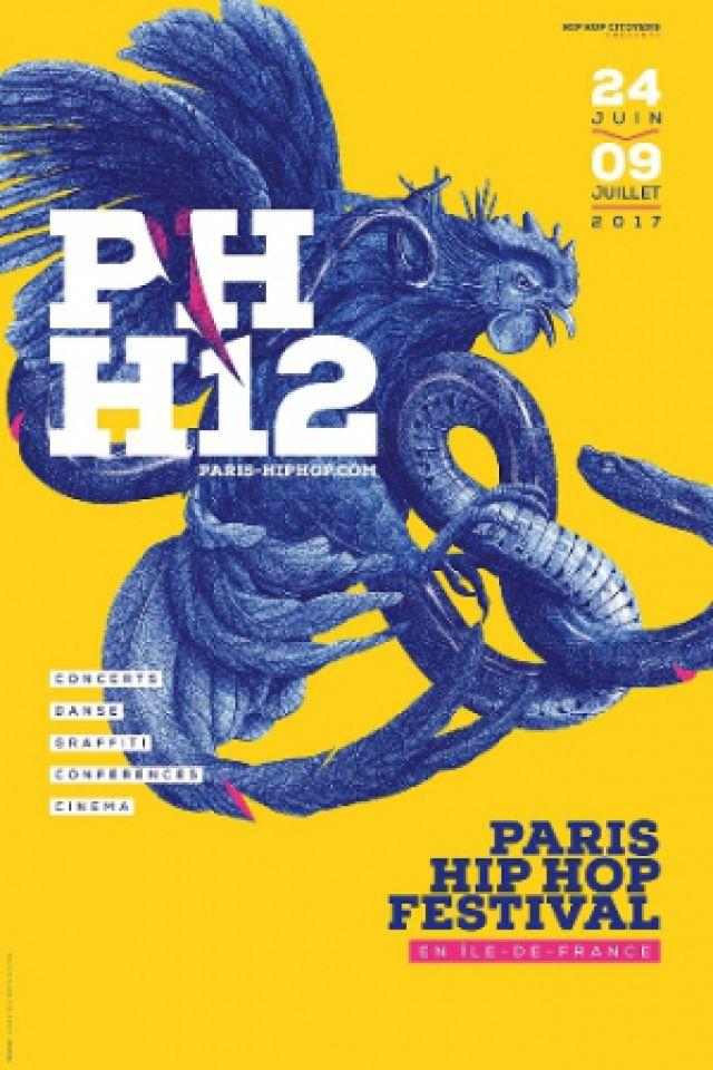 GAVLYN & DJ HOPPA | SWIFT GUAD -FESTIVAL PARIS HIP HOP 2017 @ Le Hangar - Ivry-sur-seine