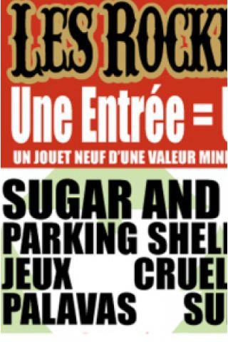 Concert les rockeurs ont du coeur 3 saint jean de v das - Electro depot st jean de vedas ...