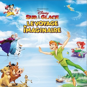 Spectacle DISNEY SUR GLACE