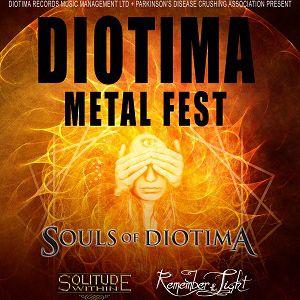 DIOTIMA METAL FEST @ Le Klub - Paris