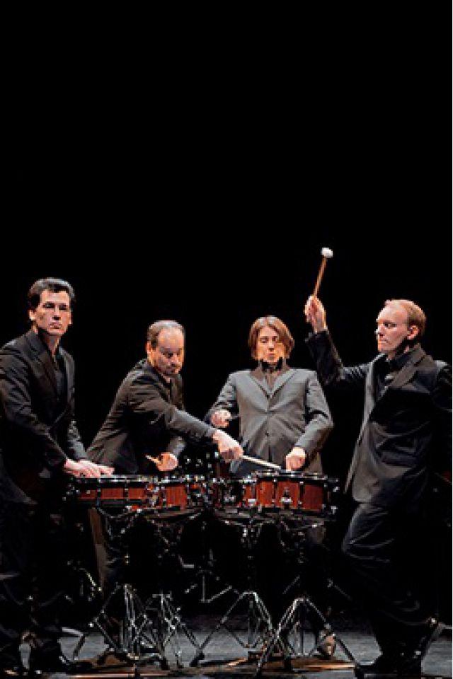 QUATUOR BEAT : KROMORITMOS @ Auditorium - La Seine Musicale - BOULOGNE BILLANCOURT