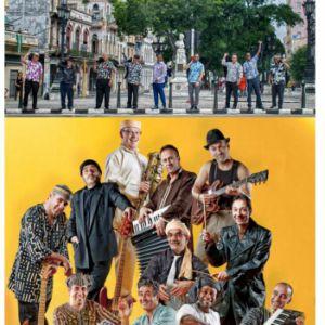 Grupo Compay Segundo + Orchestre National De Barbes