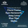 Festival RBMA Pitchfork After Party #1 : Clams Casino, Ryan Hemsworth... à Paris @ Le Trabendo - Billets & Places