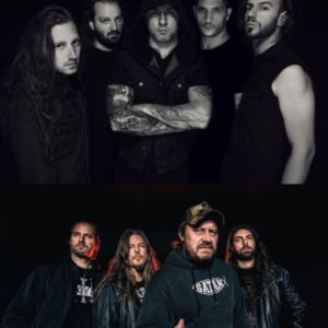 Entombed Ad / Aborted + Baest