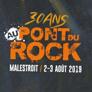 Au Pont Du Rock 03/08/2019