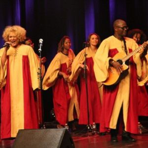 OH HAPPY DAY AVEC GOSPEL RIVER @ Eglise Luthérienne de la  trinité - PARIS