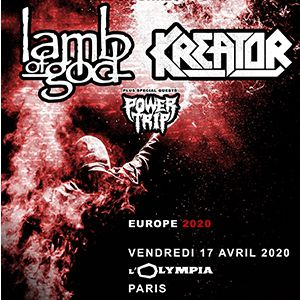 Lamb Of God X Kreator