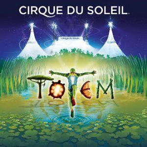 CIRQUE DU SOLEIL - TOTEM @ Plaine de jeux de Bagatelle - PARIS