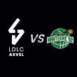 Match LDLC ASVEL / NANTERRE à Villeurbanne @ Astroballe - Billets & Places