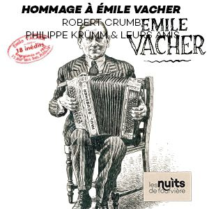 Hommage A Emile Vacher - Robert Crumb, Philippe Krumm & Amis