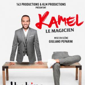 KAMEL LE MAGICIEN @ Grand Angle - VOIRON