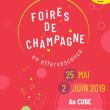 Salon 72eme FOIRES DE CHAMPAGNE à TROYES @ LE CUBE - TROYES CHAMPAGNE EXPO - Billets & Places