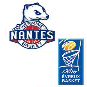 NANTES - EVREUX @ Complexe Sportif Mangin Beaulieu - NANTES