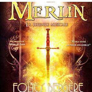 Merlin La Legende Musicale