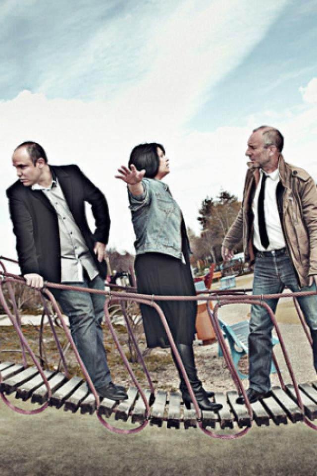 Trio Adrian Clark @ Domaine Saint Georges - ÉTOURVY