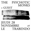 Concert THE PSYCHOTIC MONKS