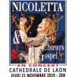 Concert NICOLETTA / TOURNEE DES EGLISES ET DES CATHEDRALES