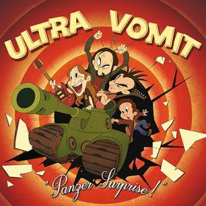 Ultra Vomit + No One Is Innocent + Princesses Leya