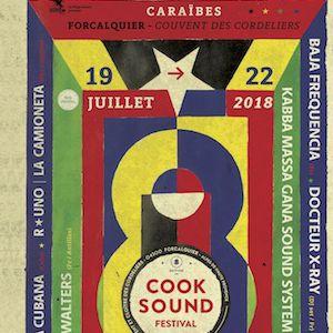COOKSOUND FESTIVAL / BAJA FREQUENCIA @ Couvent des Cordeliers - FORCALQUIER