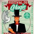 14e FESTIVAL DE MAGIE à LE GARRIC @ MAISON DE LA MUSIQUE LE GARRIC - Billets & Places