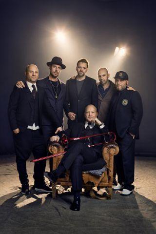 """Concert Nils Landgren Funk Unit - """"Unbreakable Tour"""" à Paris @ New Morning - Billets & Places"""