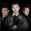 Théâtre SHERLOCK HOLMES et le mystère de la vallée de Boscombe