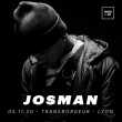Concert JOSMAN - SPLIT TOUR