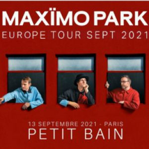 Maximo Park + Guest