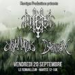 Concert Belenos + Nydvind + Griffon à Nantes @ Le Ferrailleur - Billets & Places
