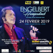 Concert ENGELBERT HUMPERDINCK à Papeete @ PLACE TO'ATA - Billets & Places