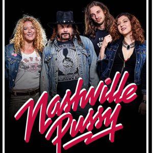 Nashville Pussy + Partouzzzze Bastards