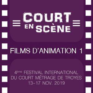 Court En Scène Festival International Du Court Métrage - Anim 1