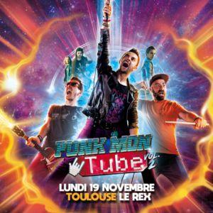 PUNK MON TUBE @ LE REX - TOULOUSE