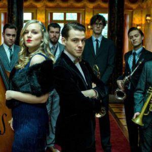 Galaad Moutoz Swing Orchestra @ LE DIAPASON / CAMPUS BEAULIEU - Rennes